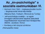 az n pszichol gia a szoci lis esetmunk ban vi