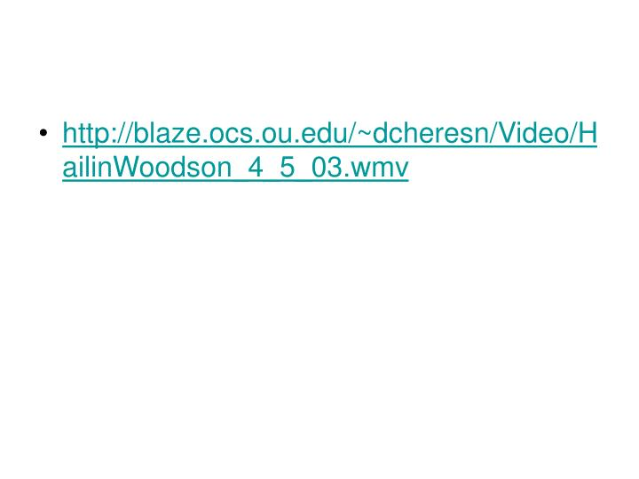 http://blaze.ocs.ou.edu/~dcheresn/Video/HailinWoodson_4_5_03.wmv