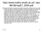 http www maths strath ac uk aas96106 rep01 2004 pdf