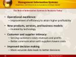 chapter 1 information in business systems today11