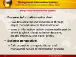 chapter 1 information in business systems today29