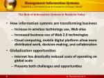 chapter 1 information in business systems today3