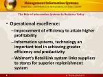 chapter 1 information in business systems today7