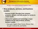chapter 1 information in business systems today8