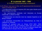 b la p riode 1985 1990 2 clinique et physiopathologie se pr cisent1