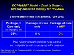 dot haart model zami la sante directly observed therapy for hiv aids1