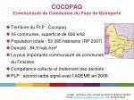 cocopaq communaut de communes du pays de quimperl