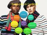 resolu o de conflitos