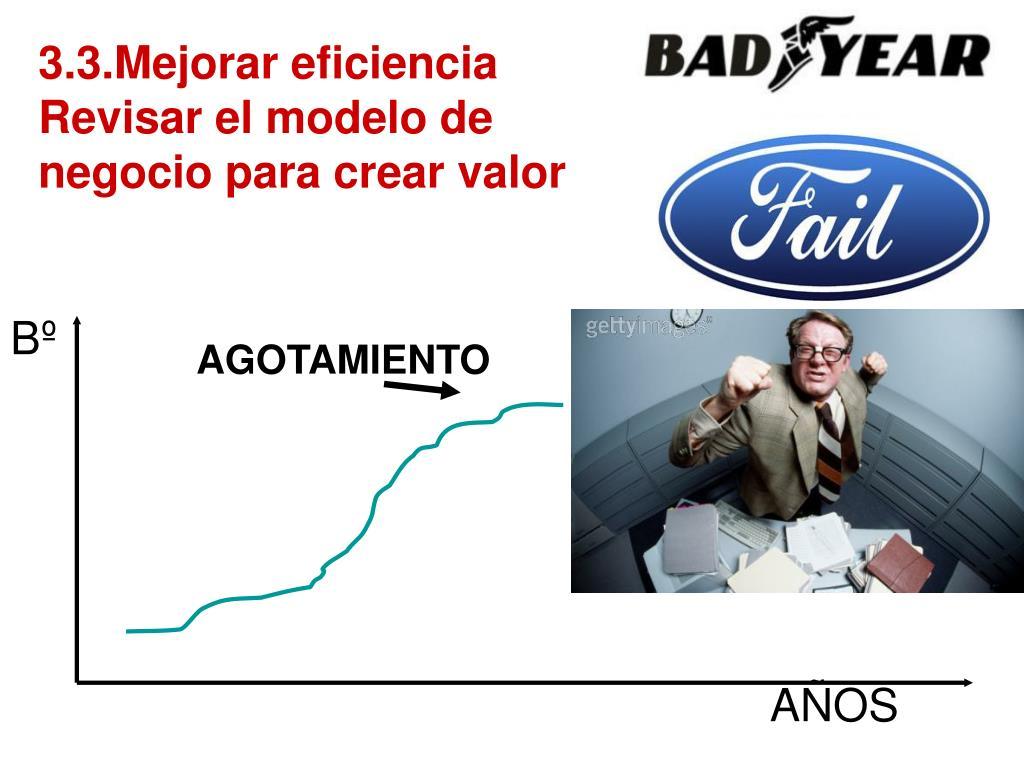 3.3.Mejorar eficiencia