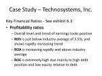case study technosystems inc3