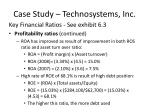 case study technosystems inc4