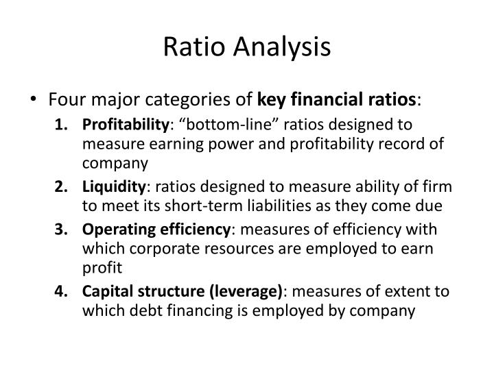 paper ratio and financial statement analysis Financial statement focus of the final paper write a five-to seven-page financial statement analysis of a public company, formatted according to apa style as outlined in the ashford writing center.