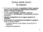zs rban old d vitamin d vitamin