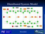 distributed system model1