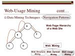 web usage mining cont20