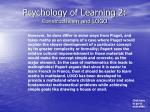 psychology of learning 2 constructivism and logo1