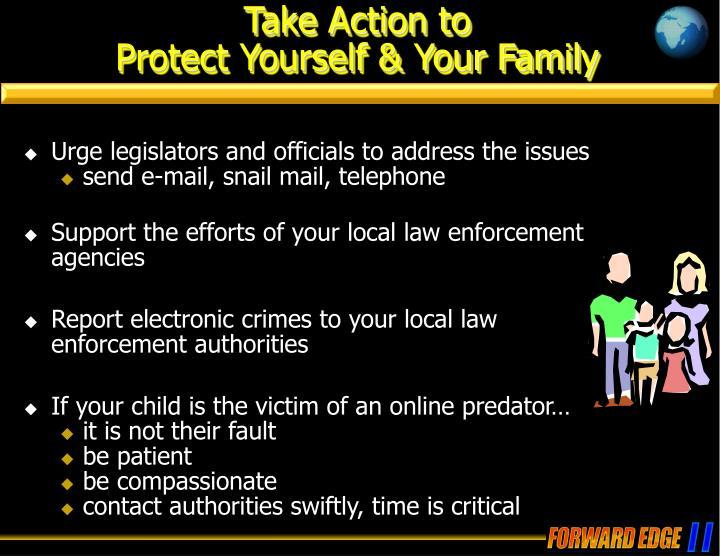 Take Action to