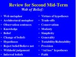 review for second mid term1