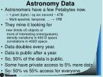 astronomy data23