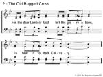 2 the old rugged cross1