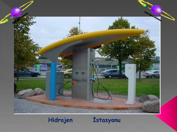 Hidrojen        İstasyonu