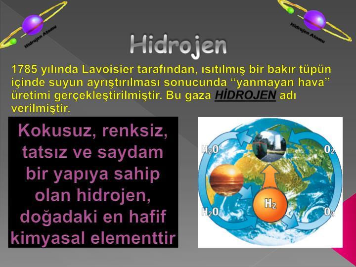 Hidrojen