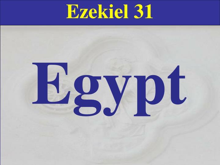 Ezekiel 31