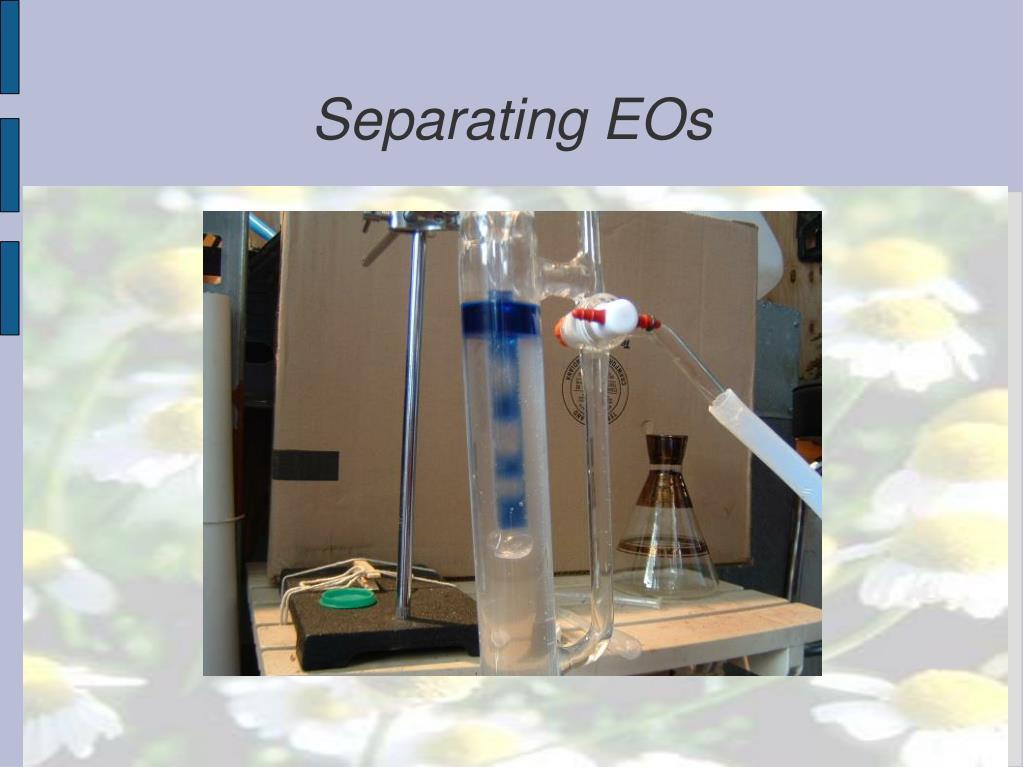 Separating EOs