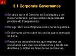 3 1 corporate governance