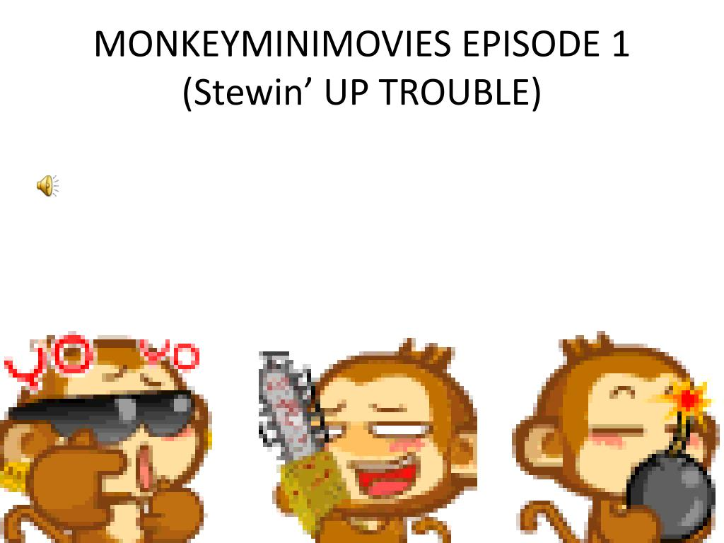 monkeyminimovies episode 1 stewin up trouble l.