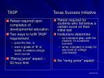 tasp texas success initiative1