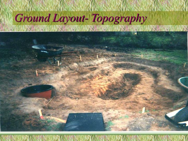 Ground layout topography3