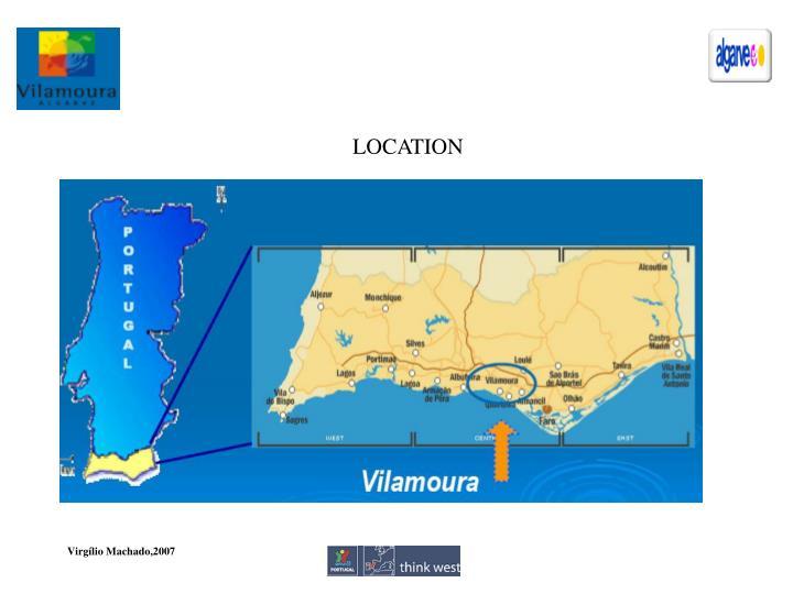 Tourist territorial administration in portugal case study vilamoura xxi 1347299