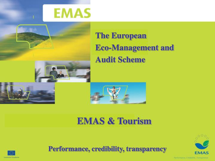 the european eco management and audit scheme n.