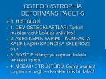 osteodystroph a deformans paget 5
