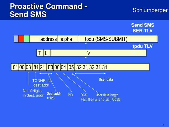 Proactive Command -