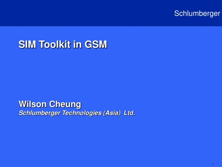 sim toolkit terminal profile