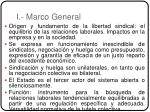 i marco general