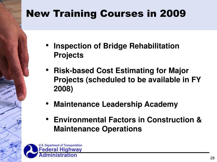 Inspection of Bridge Rehabilitation Projects
