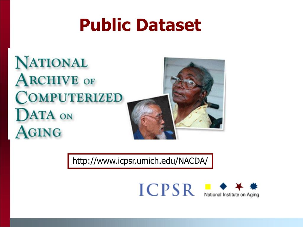 Public Dataset