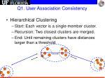 q1 user association consistency1