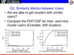 q3 similarity metrics between users2