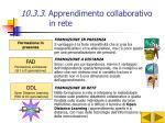 10 3 3 apprendimento collaborativo in rete2