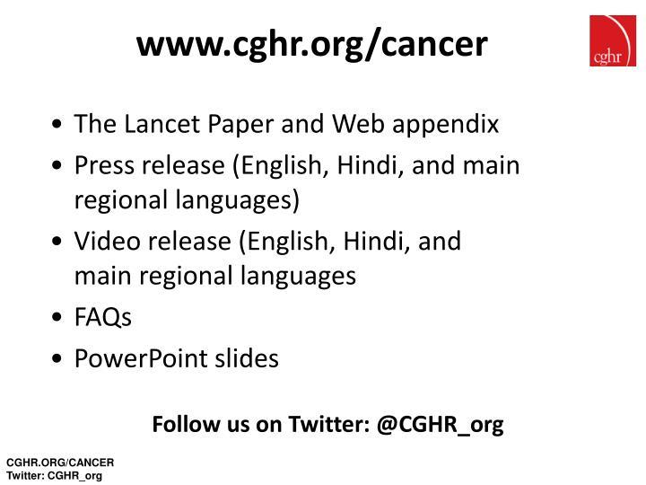 www.cghr.org/cancer