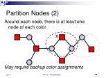 partition nodes 2