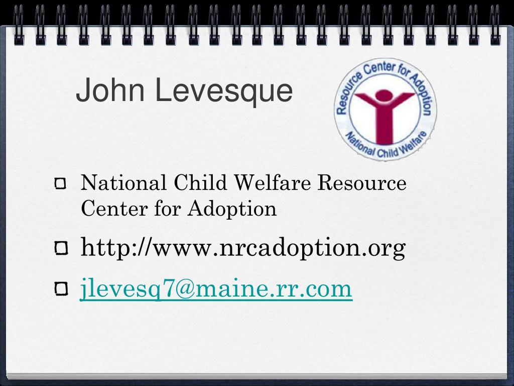 John Levesque