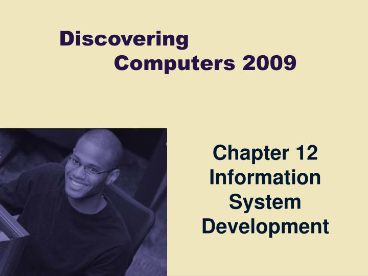 chapter 12 information system development n.