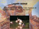legado animal