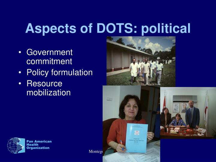 Aspects of DOTS: political