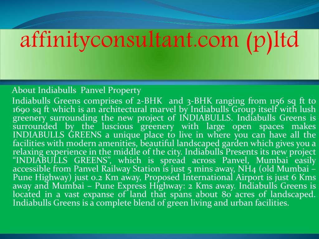 affinityconsultant.com (p)ltd